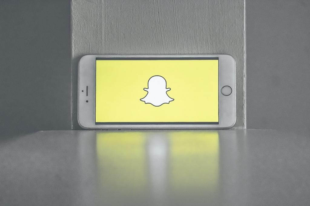 أنواع الإعلان على Snapchat